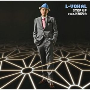 「STEP UP feat. KREVA」/L-VOKAL