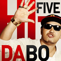 「HI-FIVE」/DABO