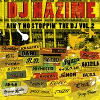 AIN'T NO STOPPIN' THE DJ VOL.2/DJ HAZIME