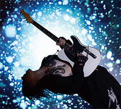 「SAMURAI SESSIONS vol.3 - Worlds Collide -」/MIYAVI